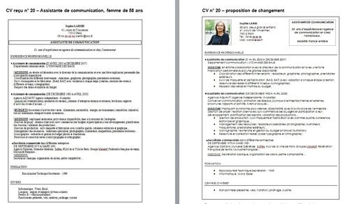 exemple de cv  u00e9talagiste