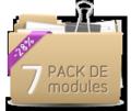 Moncoachingemploi.fr pack 7 modules