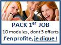 Pack 1er job
