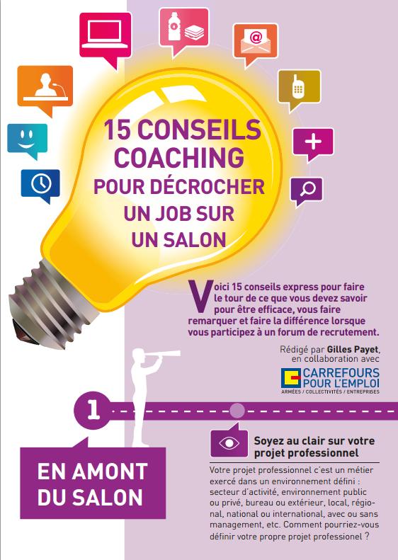 voici 15 conseils coaching pour d u00e9crocher un job lors d u0026 39 un