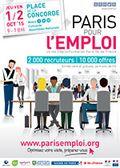 Paris pour l'Emploi 2015