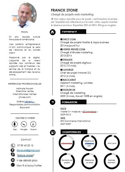 questions d u0026 39 emploi  cv