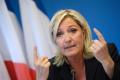 Marine Le Pen  RTL