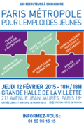 Paris Métropole pour l'emploi des jeunes