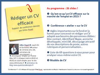 Conférence_CV_efficace_PPT