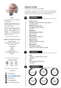 CV Design elegant