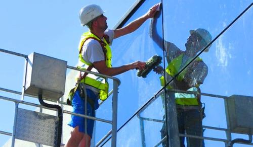 Laveur vitres