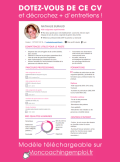 CV design competences +